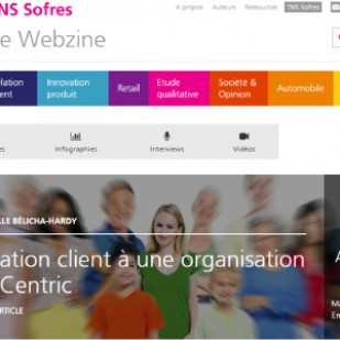 Insight marketing : Vanksen conçoit le webzine de TNS Sofres