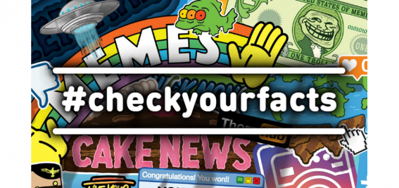 #checkyourfacts : Gleef net alles um Internet!
