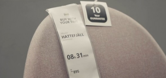 Buy with our Time : une campagne IKEA