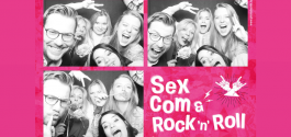 Les merveilles du photobooth Sex, Com' & Rock'n'Roll
