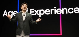 "Samsung Electronics proclame l'""Age of Experience"" à CES 2020"