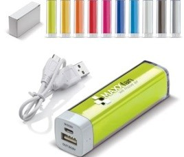 Powerbank Transparent