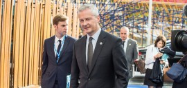 Bruno Le Maire contre Apple et Google