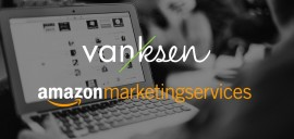Vanksen étoffe son offre media avec Amazon Marketing Services