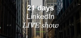Dimension Data Luxembourg launches first LinkedIn LIVE show Project #21days